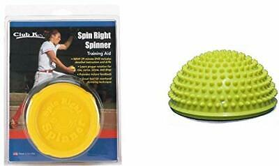 Spin droit Spinner Power Pod fastpitch softball Pitching Training Aids équipement