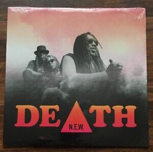 Death-N-E-W-LP-Vinyl-New-Sealed-Punk-Rock-Record-Album