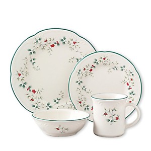 Pfaltzgraff-Winterberry-16-Piece-Dinnerware-Set-Service-for-4