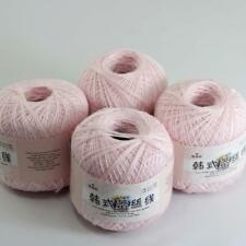 Plymouth Ruffle Lace Unique Cotton Blend Yarn Passion Nette 100g Knit Crochet FS