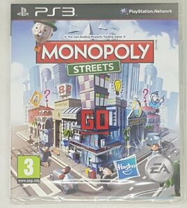 Monopoly Streets-PS3 Playstation 3
