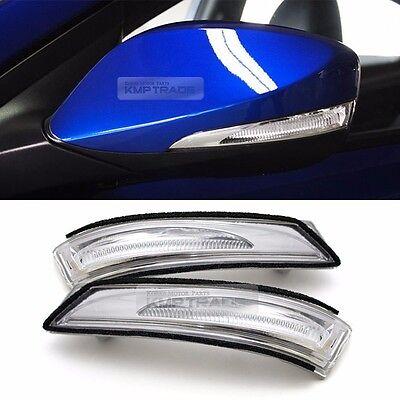 Genuine Hyundai 87614-1R000 Mirror Lamp Assembly Right Exterior