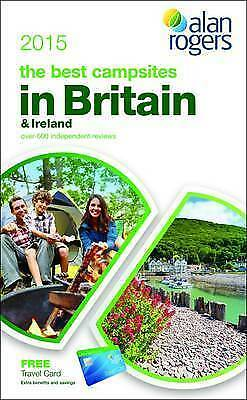 Alan Rogers - The Best Campsites in Britain & Ireland 2015 (Alan-ExLibrary