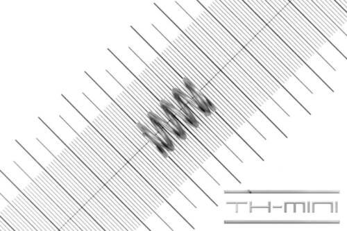Edelstahl Druckfeder Drahtstärke: 1,5mm Außen Ø: 14mm Länge: 20,5mm