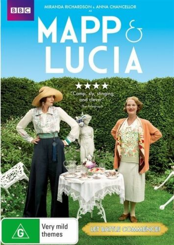 1 of 1 - Mapp and Lucia Mapp & Lucia DVD BBC R4