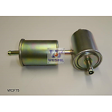 COOPER Universal Inline EFI Fuel Filter 10mm 3/8