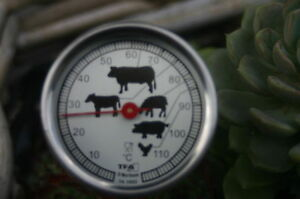 Bratenthermometer-Fleischthermometer-Grillthermometer