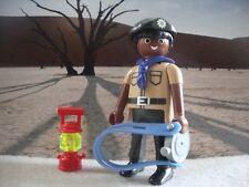 PLAYMOBIL LOT 157 BOY SCOUT SCOUTISME JAMBOREE AVENTURE NATURE CAMP BADEN POWELL