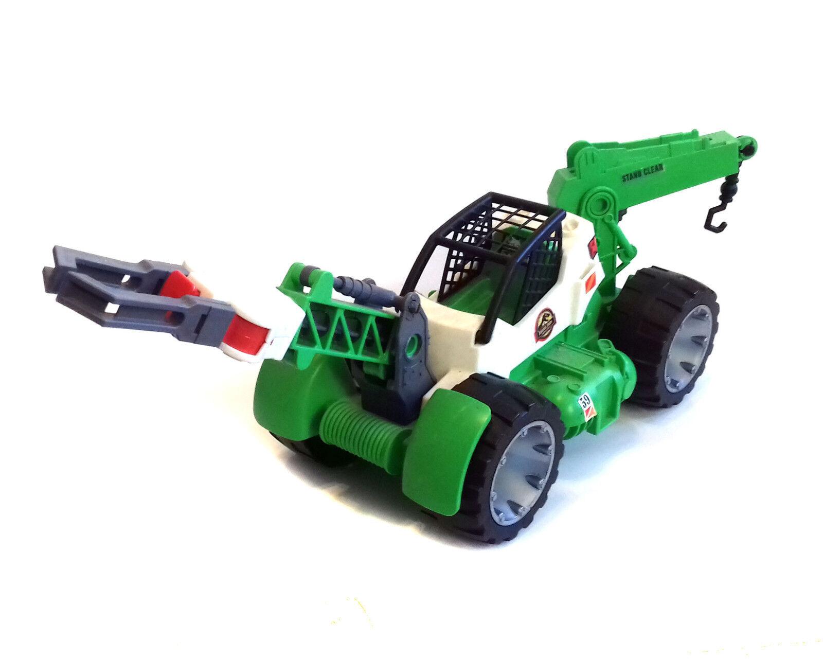 Original Jurassic Park Movie Dinosaur Capture Armourot vehicle toy for 5  figure