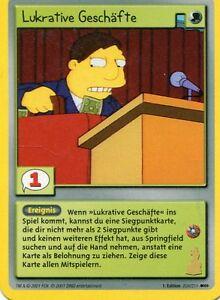 Simpsons-Karte-Lukrative-Geschaefte