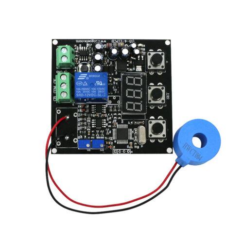Kurzschlussschutz 0 ~ 50A Stromerfassungssensor AC Überstrom