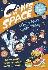 Cakes in Space von Philip Reeve (2015, Gebunden)
