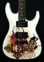 Dean Vendetta Resurrection Electric Guitar - Custom Graphics
