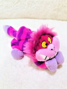 Alice Wonderland Through Looking Glass Cheshire Cat Shoulder Bag Plush Doll
