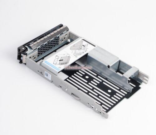 "Dell 3.5/"" HYBRID TRAY CADDY with 2.5/"" adapter PowerEdge R320 R420 R520 R720 @USA"