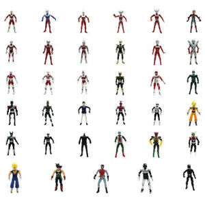 "Kamen Rider Ultraman DBZ SHODO CHODOU 1:18 - 3 3/4""  Action Figures - Choose"