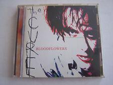 CD DE THE CURE , BLOODFLOWERS 9 TITRES . 2000  . BON ETAT .