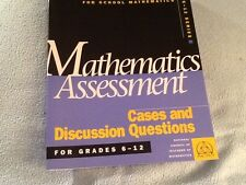 Mathematics Assessment Cases and Discussion Questions for Grades 6/12