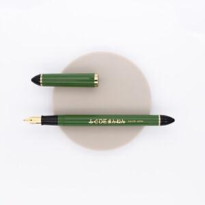 Sailor Converter per Penna Stilografica Verde