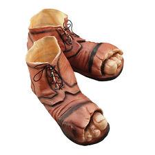 Caucho Tramp / Payaso / GNOME / Goblin Botas / Zapatos Adulto Un Tamaño Fancy Dress