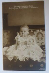 Prinzessin Friederike Luise, Herzogin zu Braunschweig u. Lüneburg 1910 ♥ (20468)