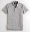 Hollister-homme-a-manches-courtes-stretch-ratatine-Col-Slim-Fit-Polo-Logo miniature 4