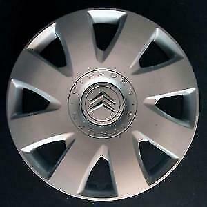 """CITROEN C4 cubierta de ajuste de rueda de estilo 16/"""" uno 457"""