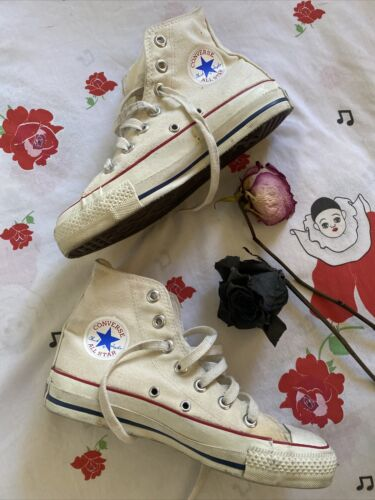 vintage 90s converse made in usa