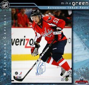 Image is loading Mike-Green-SIGNED-Washington-Capitals-16X20-Photo-Detroit- 3eb1ca55e5cd