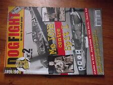 4µ? Revue DogFight n°2 Me 109E vs Spit I / Dundas Wick JG 53