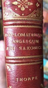 1865-Diplomatarium-Anglicum-Aevi-Saxonici-A-Collection-of-English-Charters