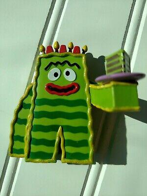 Remarkable Yo Gabba Gabba Brobee 2 5 Birthday Cake Figure Cake Topper Ebay Funny Birthday Cards Online Elaedamsfinfo