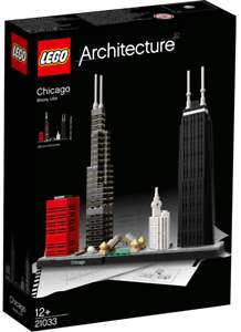 Lego 21033 - Architecture Chicago Nouveau