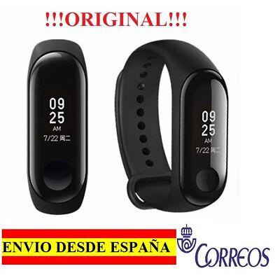 Original Xiaomi Mi band 3. Miband. en español. Smartband. Vendedor Español