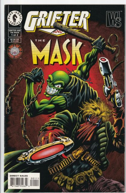 The Mask 1 Aug 1991 Dark Horse For Sale Online Ebay