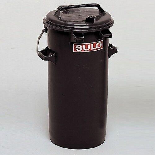 Sulo-Systemmülleimer Contenedor de Basura 50l Plástico Recolectores Cubo Nuevo