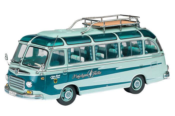 SCH8955 - Bus SETRA S6  KRAICHGAU FALKE  Ech 1 32 - 1 32