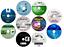 Linux Collection 10 Disks 64 bit inc Manjaro Ubuntu Zorin Mint Lite CAE Robo