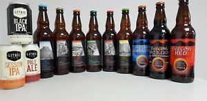 Mixed Craft Beer IPA & Pale Ale pack of 12 Test Box Multi award winning Welsh!