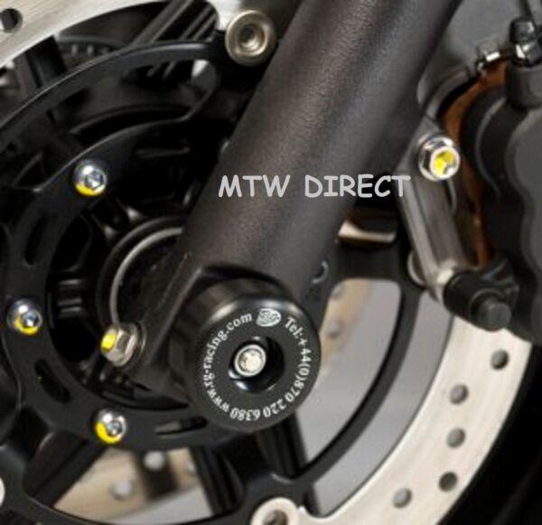 100% Kwaliteit R&g Racing Pair Black Fork Protectors For Honda Cbf1000 Abs (2008) Gunstig Voor EssentiëLe Medulla