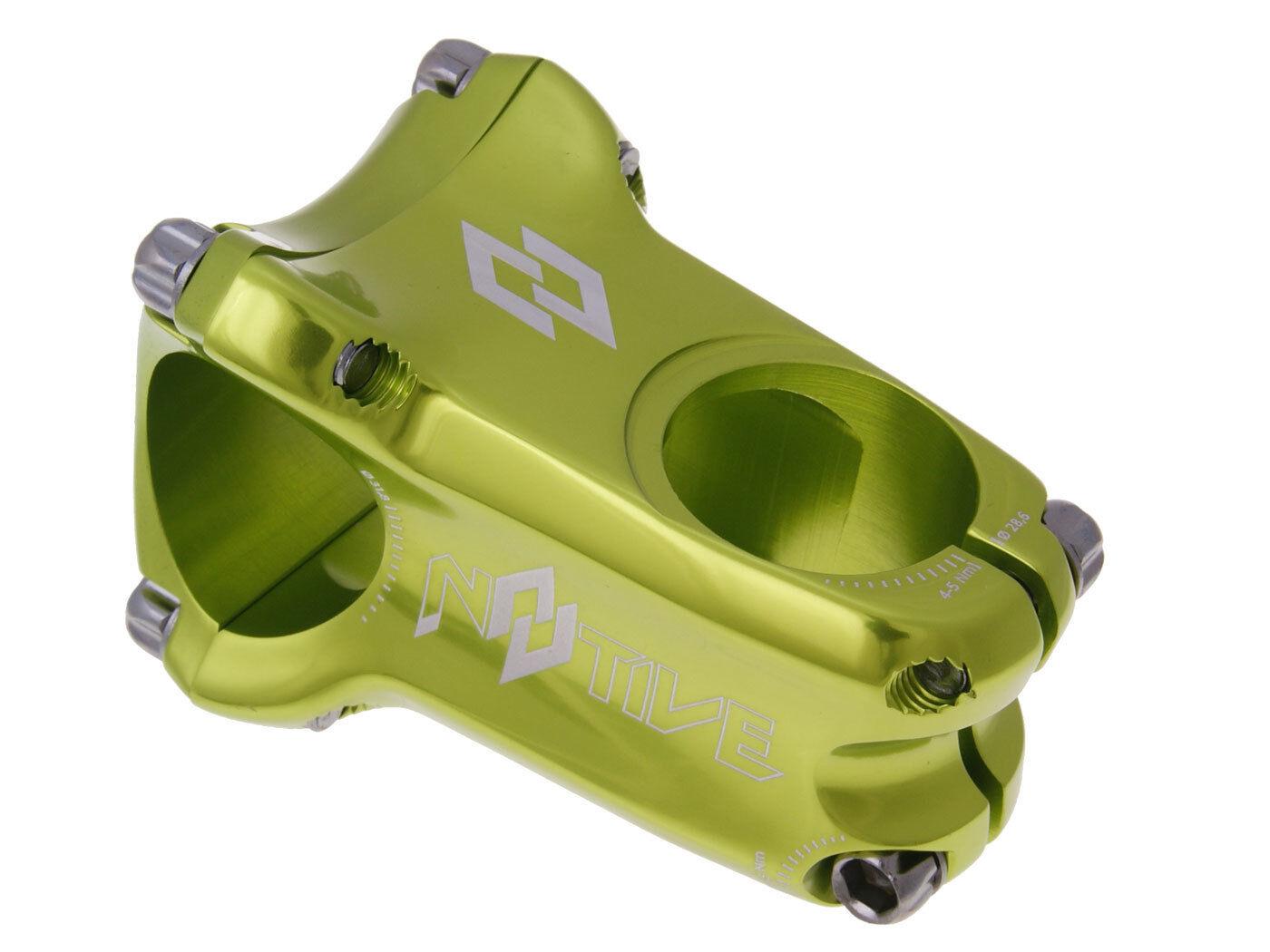 N 8 tive Enduro Stem Aluminium MTB Downhill Enduro Fahrrad Grün