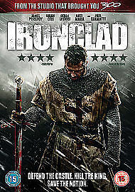 1 of 1 - Ironclad (DVD, 2011) - watched once.
