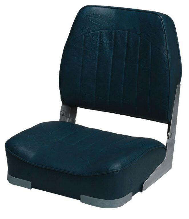 WISE ECONOMY  BOAT SEAT - NAVY, BRAND NEW  WD734-711  factory direct sales
