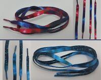 Galaxy Print Shoelace Zx Flux Universe Shooting Star Foamposite Jordan Xi Lbj Kd