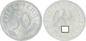 Tercer Imperio 50 Peniques 1941 Para Vz-St (37233)