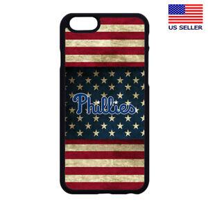 PHILADELPHIA PHILLIES iPhone 6//6S 7 8 Plus X//XS XR 11 12 Pro Max Mini Case