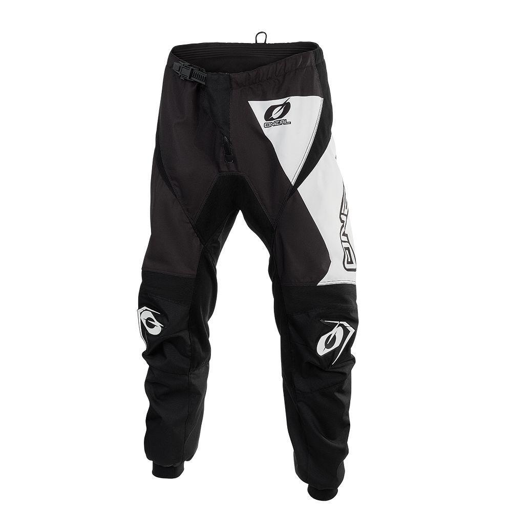 O'neal Matrix Ridewear MX DH MTB Pant Hose lang schwarz weiß 2019 Oneal