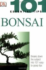 101 Essential Tips: Bonsai by Harry Tomlinson (2003, Paperback)