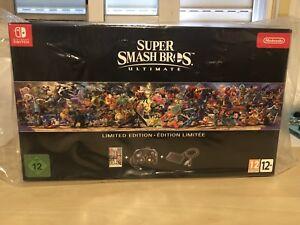 comprar super smash bros ultimate edicion limitada