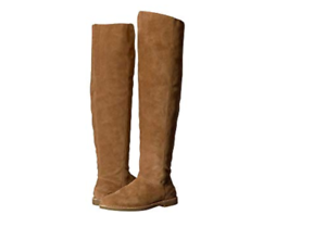 d2d8b46663c NEW 2019 UGG WOMEN LOMA OVER THE KNEE BOOT SUEDE CHESTNUT 1095394 ...